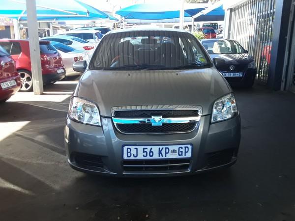 2009 Chevrolet Aveo 1.6 L 5dr  Gauteng Johannesburg_0