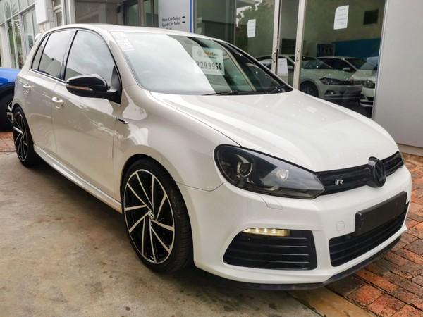 2012 Volkswagen Golf Vi 2.0 Tsi R Dsg  Western Cape Oudtshoorn_0