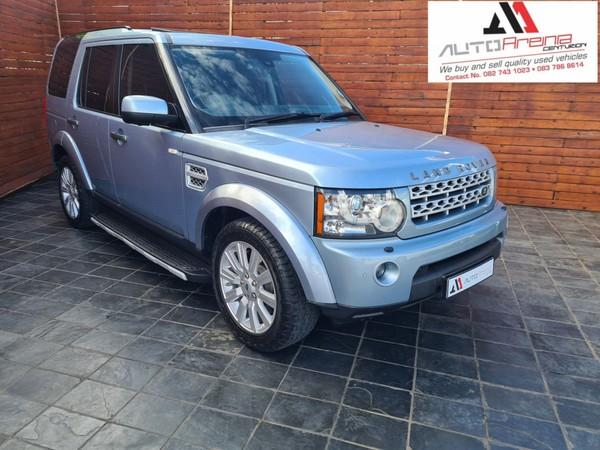 2012 Land Rover Discovery 4 3.0 Tdv6 Hse  Gauteng Centurion_0