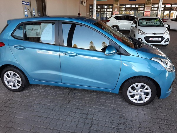 2016 Hyundai Grand i10 1.25 Fluid Auto Western Cape Brackenfell_0