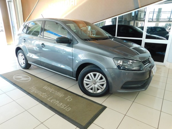 2015 Volkswagen Polo 1.2 TSI Trendline 66KW Gauteng Lenasia_0