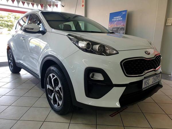 2021 Kia Sportage 2.0 CRDi Ignite  Auto Free State Bethlehem_0