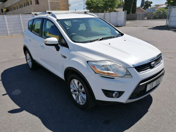 2012 Ford Kuga 2.5t Awd Trend  Western Cape Bellville_0