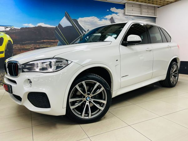 2017 BMW X5 2.5D XDRIVE25D M SPORT AUTO PAN ROOF  Gauteng Benoni_0