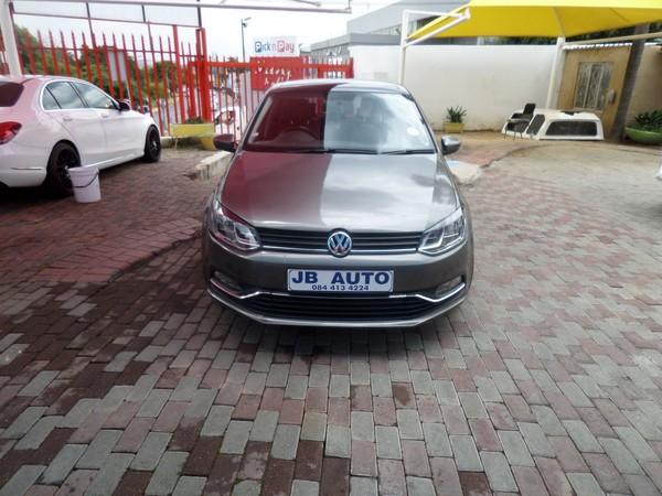 2018 Volkswagen Polo 1.2 TSI Highline 81KW Gauteng Bramley_0