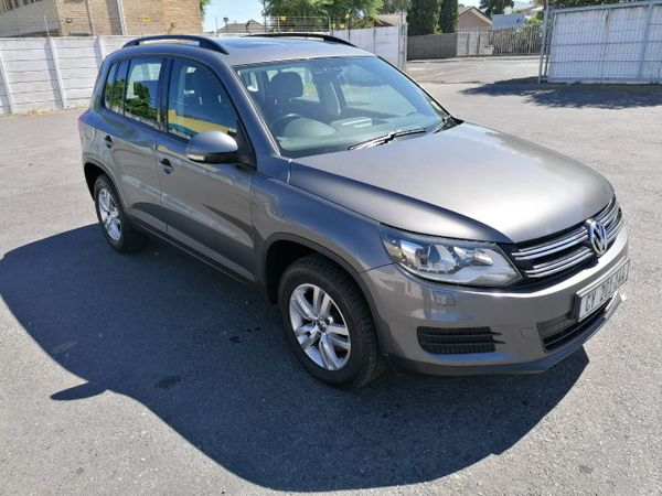 2014 Volkswagen Tiguan 1.4 TSI BMOT TREN-FUN DSG 118KW Western Cape Bellville_0
