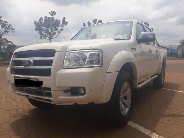 2008 Ford Ranger 3.0tdci Xle 4x4 Pu Dc  Gauteng Pretoria_0