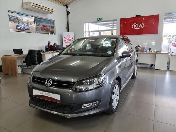 2013 Volkswagen Polo 1.6 Comfortline  Gauteng Nigel_0