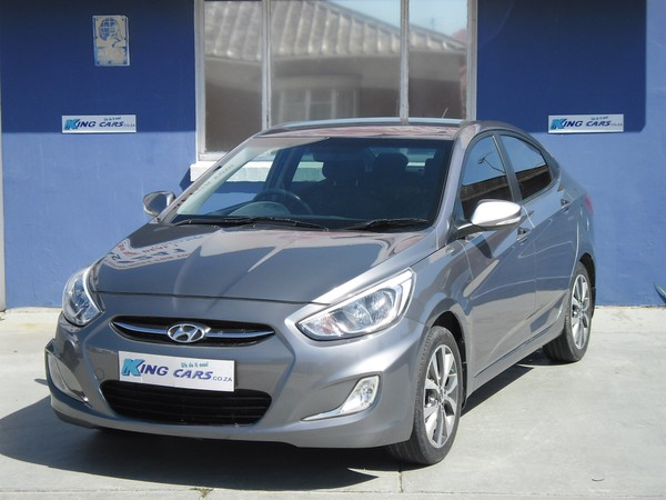 2016 Hyundai Accent 1.6 Fluid 5-Door Eastern Cape Port Elizabeth_0
