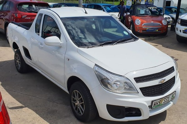2014 Chevrolet Utility 1.4 Ac Pu Sc  Eastern Cape East London_0