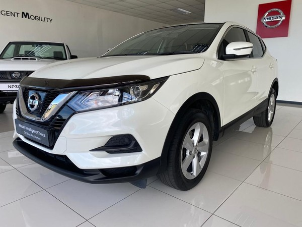 2018 Nissan Qashqai 1.2T Visia Eastern Cape Humansdorp_0