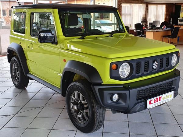 2019 Suzuki Jimny 1.5 GLX Mpumalanga Secunda_0