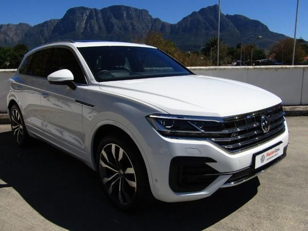 2021 Volkswagen Touareg 3.0 TDI V6 Executive Western Cape Claremont_0