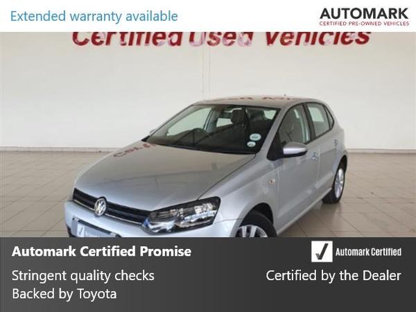 2020 Volkswagen Polo Vivo 1.4 Comfortline 5-Door North West Province Klerksdorp_0