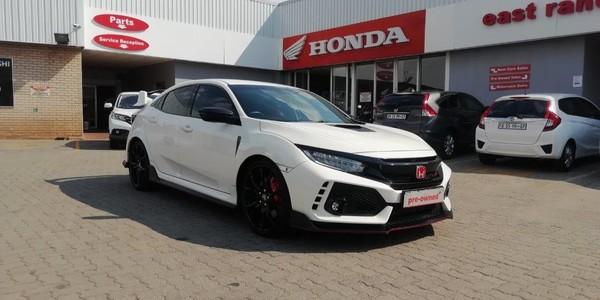 2019 Honda Civic 2.0T Type R Gauteng Boksburg_0