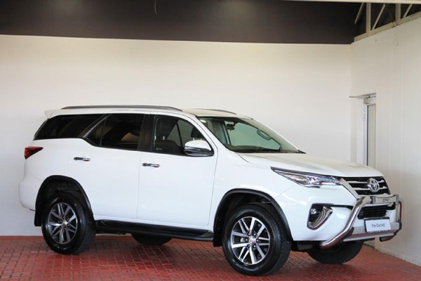 2020 Toyota Fortuner 2.8GD-6 Epic Auto Western Cape Bellville_0
