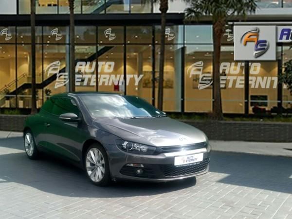 2012 Volkswagen Scirocco 2.0 Tsi Sportline Dsg  Gauteng Alberton_0