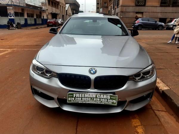 2016 BMW 4 Series 420d Coupe Auto Gauteng Johannesburg_0