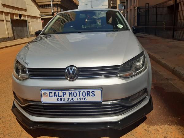 2017 Volkswagen Polo GP 1.2 TSI Comfortline 66kW Gauteng Marshalltown_0