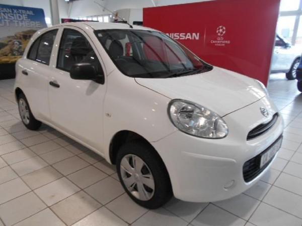 2014 Nissan Micra 1.2 Visia Audio 5-dr Western Cape Cape Town_0
