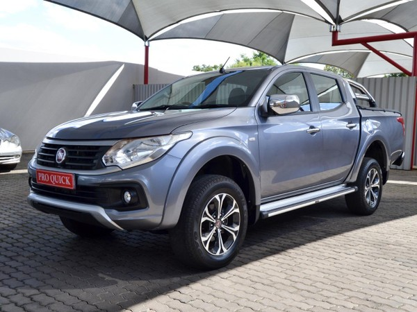 2019 Fiat Fullback 2.5 Di-D Double Cab Bakkie Gauteng Pretoria_0