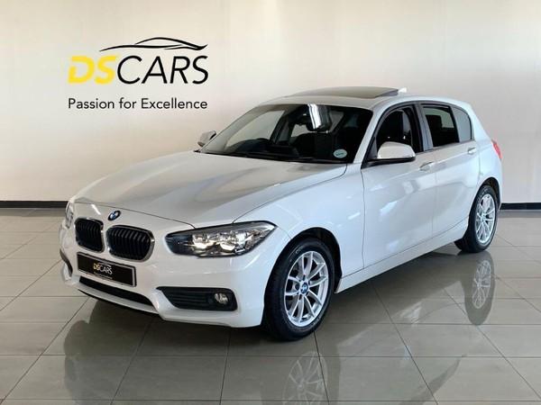 2017 BMW 1 Series 118i 5DR Auto f20 Western Cape Century City_0