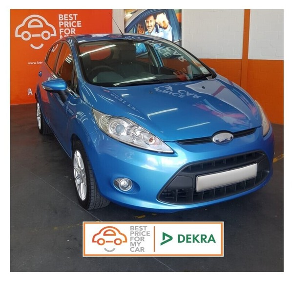 2010 Ford Fiesta 1.6i Titanium 5dr  Western Cape Goodwood_0