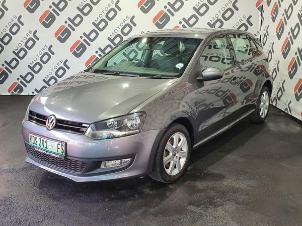 2014 Volkswagen Polo 1.6 Tdi Comfortline 5dr  Gauteng Pretoria_0