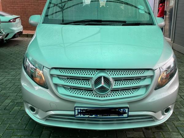 2017 Mercedes-Benz Vito 116 2.2 CDI Tourer Pro Auto Gauteng Centurion_0