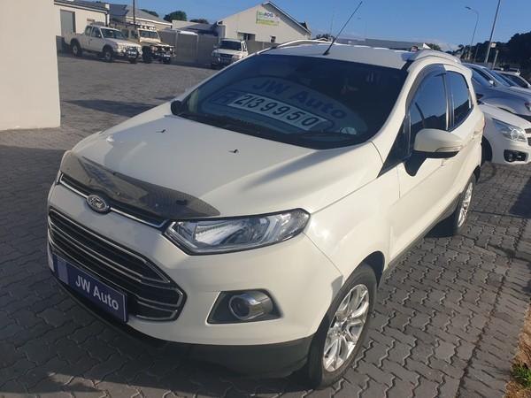 2017 Ford EcoSport 1.5 TDCi Titanium Eastern Cape Port Elizabeth_0