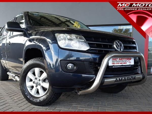 2013 Volkswagen Amarok 2.0 Bitdi Trendline 120kw Sc Pu  North West Province Klerksdorp_0