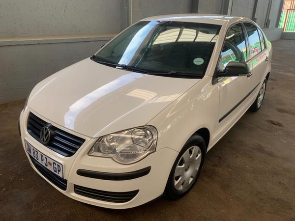 2009 Volkswagen Polo Classic 1.4 Trendline  Gauteng Randburg_0