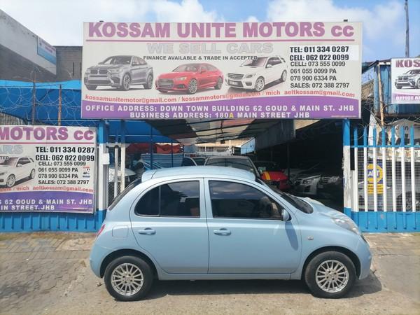 2007 Nissan Micra 1.4 Acenta  5dr d64  Gauteng Johannesburg_0