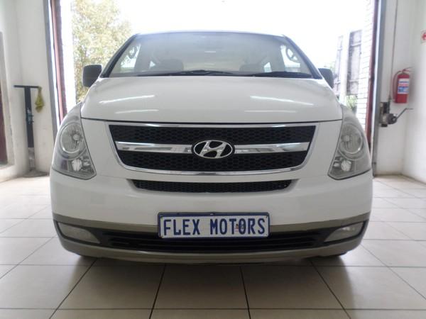 2012 Hyundai H1 Gls 2.4 Cvvt Wagon  Gauteng Johannesburg_0