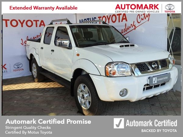 2020 Nissan NP300 2.5 TDi 4X4 Double Cab Bakkie Gauteng Johannesburg_0
