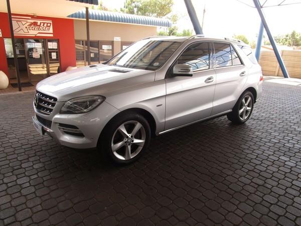 2012 Mercedes-Benz ML Ml 500 Be  Gauteng Pretoria_0
