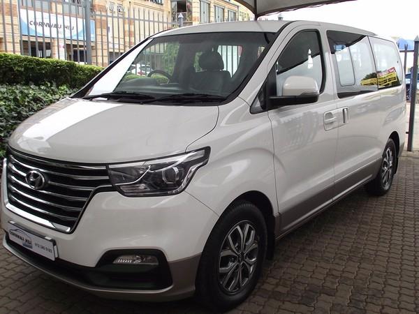 2019 Hyundai H-1 2.5 CRDi Elite Auto  Gauteng Pretoria_0