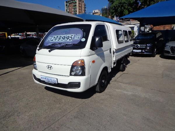 2016 Hyundai H100 Bakkie 2.6d Ac Fc Ds  Kwazulu Natal Pietermaritzburg_0