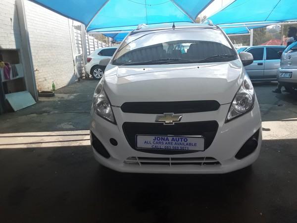 2014 Chevrolet Spark 1.2 Campus 5dr  Gauteng Johannesburg_0