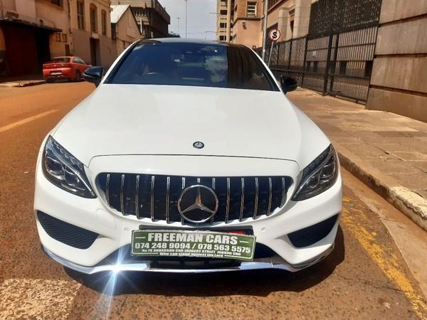 2015 Mercedes-Benz C-Class C 200k Sport At  Gauteng Johannesburg_0