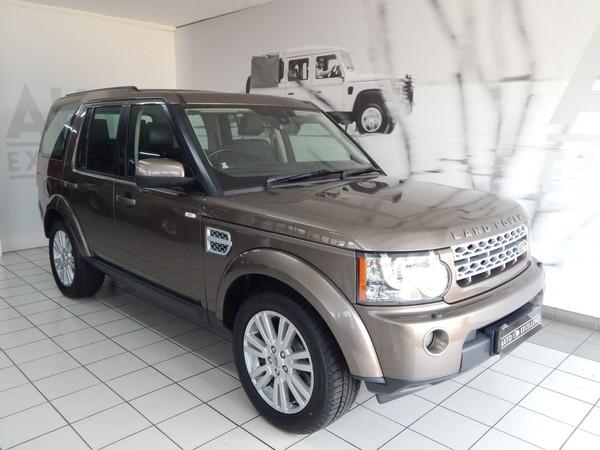 2012 Land Rover Discovery 4 3.0 Tdv6 Se  Gauteng Centurion_0