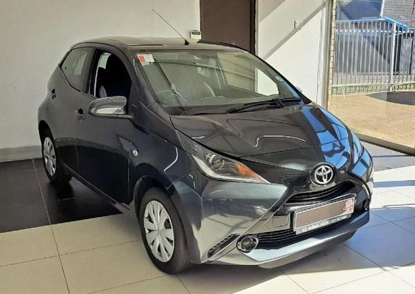 2017 Toyota Aygo 1.0 5-Door Kwazulu Natal Amanzimtoti_0