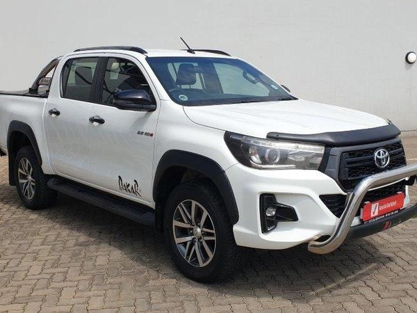2018 Toyota Hilux 2.8 GD-6 RB Legend 4x4 Auto Double Cab Bakkie Gauteng Bronkhorstspruit_0