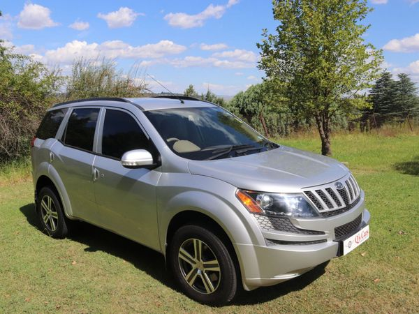 2014 Mahindra XUV 500 2.2D MHAWK W4 7-Seat Free State Bethlehem_0