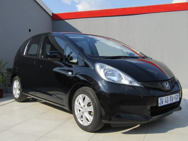 2011 Honda Jazz 1.3 Comfort Cvt  Gauteng Randburg_0