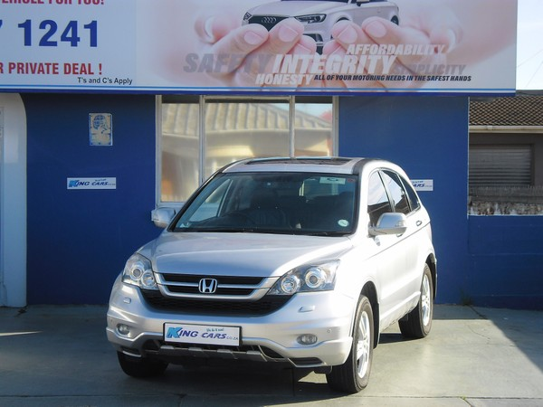 2010 Honda CR-V 2.4 Vtec Executive  Eastern Cape Port Elizabeth_0