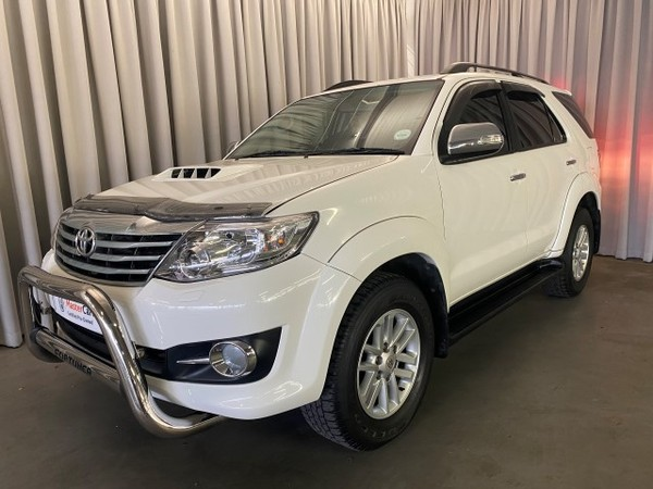 2015 Toyota Fortuner 3.0d-4d Rb At  Gauteng Centurion_0
