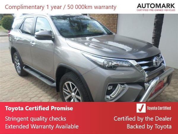 2019 Toyota Fortuner 2.8GD-6 RB Limpopo Messina_0