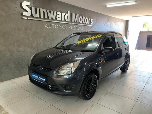 2011 Ford Figo 1.4 Ambiente Gauteng Silverton_0