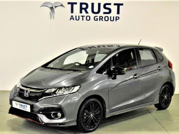 2018 Honda Jazz 1.5 Sport CVT Gauteng Randburg_0